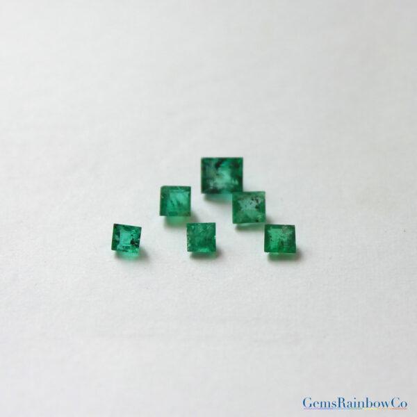 Emerald Stone Square
