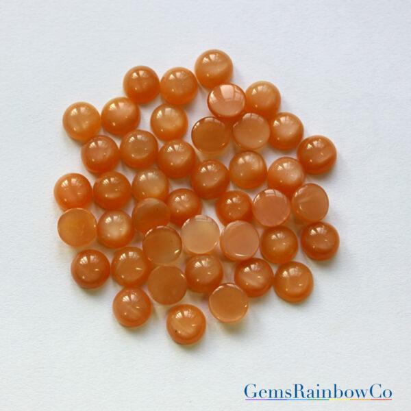 Orange Moonstone