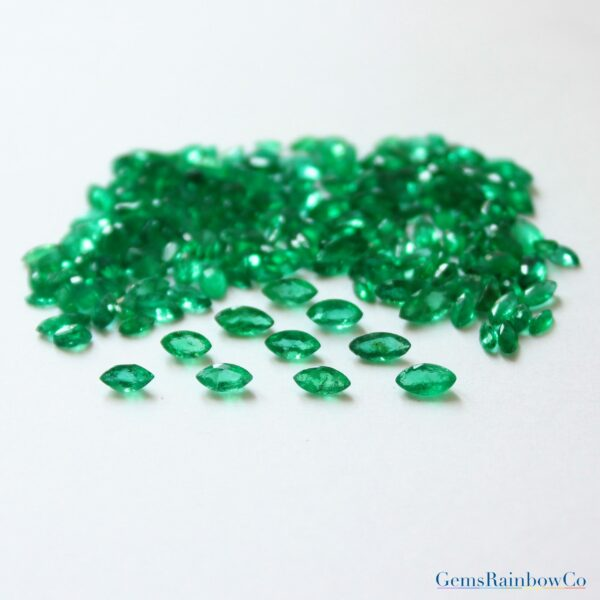 Emerald Stone Marquise