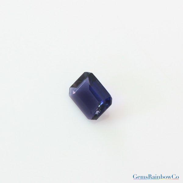 Iolite gemstone-aaa