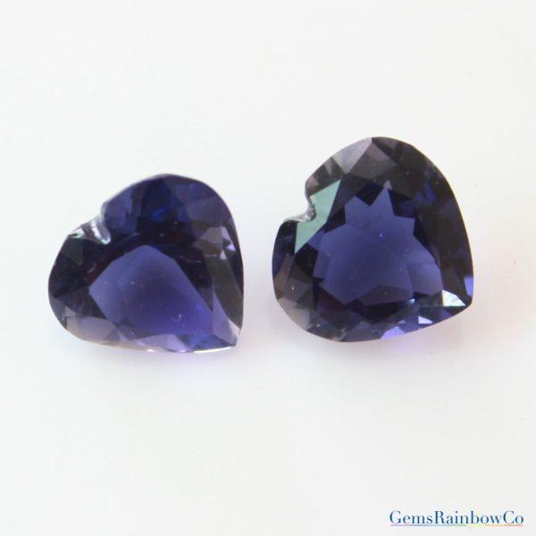 Iolite gemstone